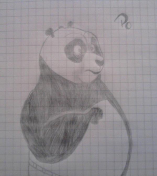 Kung Fu Panda par zumaya